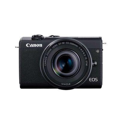 Cámara Digital Canon M200 Mirrorless 24MP 4K