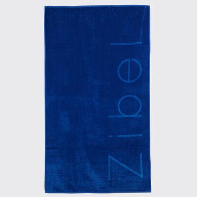 Toalla de Playa Zibel Liso 100 x 180 cm