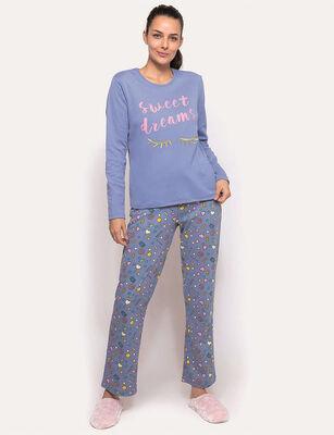 Pijama Mujer Intime