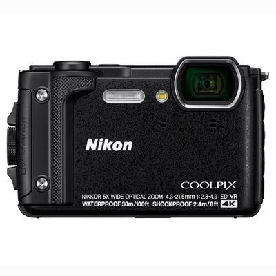 Cámara Nikon Coolpix W300 13,2 MP Negra