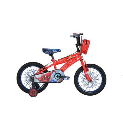 Bicicleta Disney Niño Spiderman  Aro 16