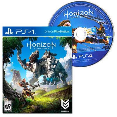 Juego PS4 Horizon Zero Dawn (en sobre)