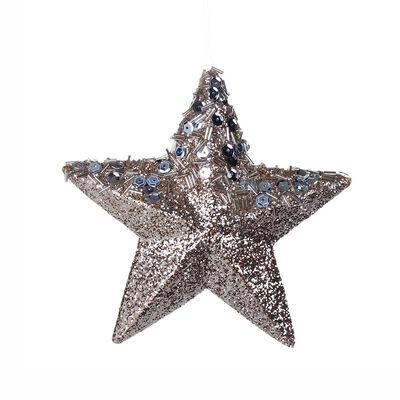 Estrella Colgante Champ Santini 14 cm