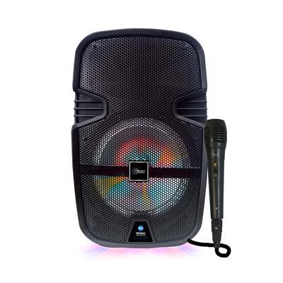 "Parlante Karaoke Portátil Microlab Street Voice 2 8"""