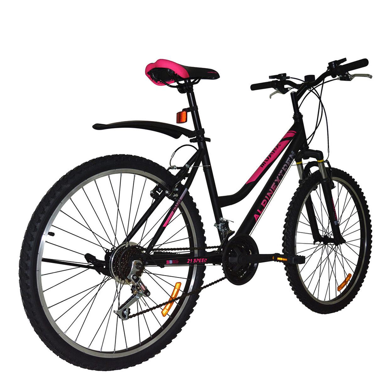 Bicicleta Alpinextrem Mujer Lady Aro 26