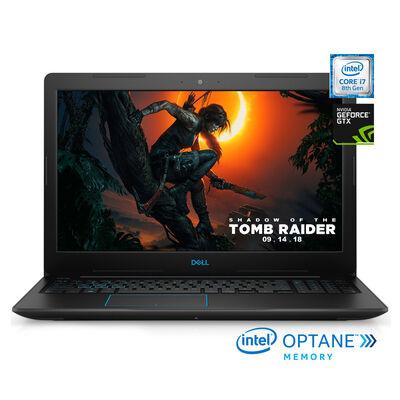 """Notebook Gamer Dell 3579-7283 Core i7- 8750H 8GB 1TB 15.6"""" NVIDIA GTX1050Ti + 16GB Optane"""