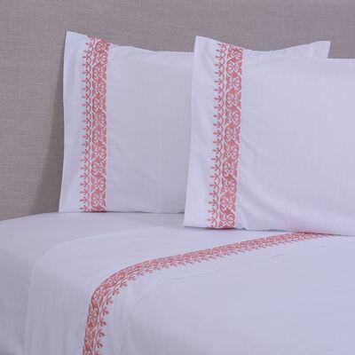 Sábana Estampado Sohome by Fabrics 180 Hilos 2 Plazas Darjeeling