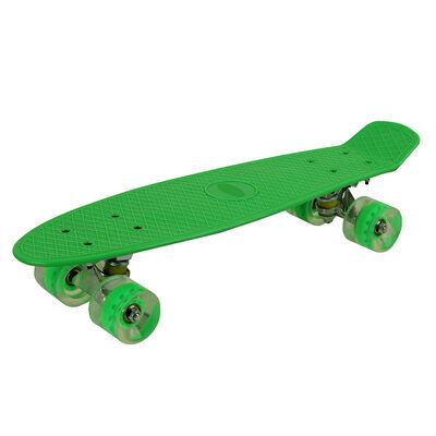 Tabla De Skate Penny Verde Bex