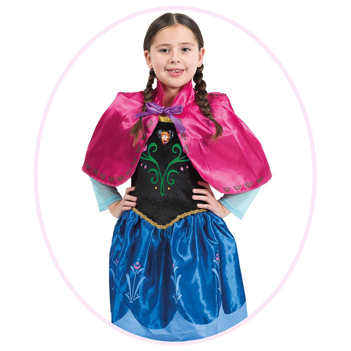 Disfraz Disney Anna Frozen Deluxe