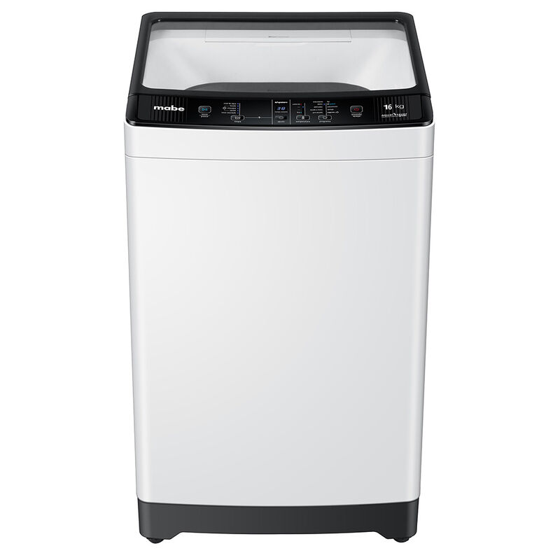 Lavadora Automática Mabe LMA6120WBC 16 kg