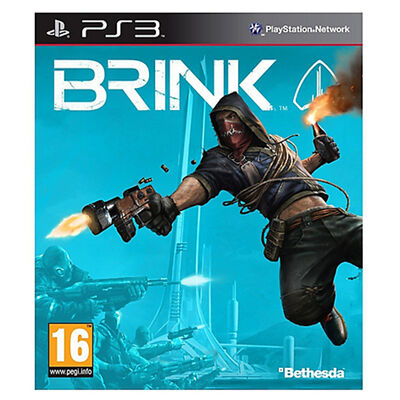 Juego PS3 Brink