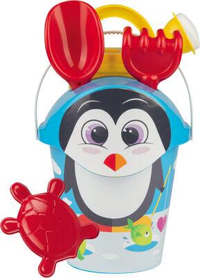 Set Playa Androni Giocattoli Pingüino