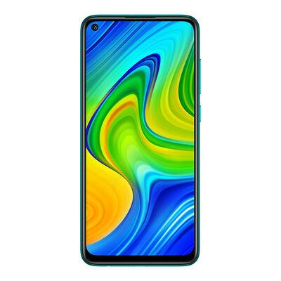 """Celular Xiaomi Redmi Note 9 128GB 6,53"""" Peacock Green Liberado"""