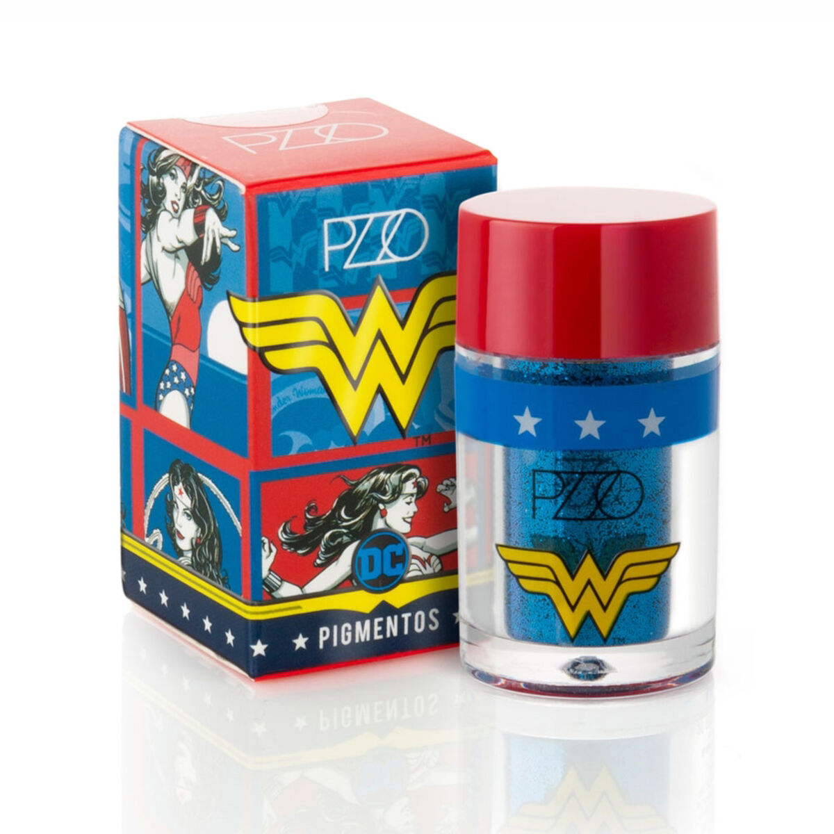 Pigmentos Blue 2,5 gr Wonder Woman