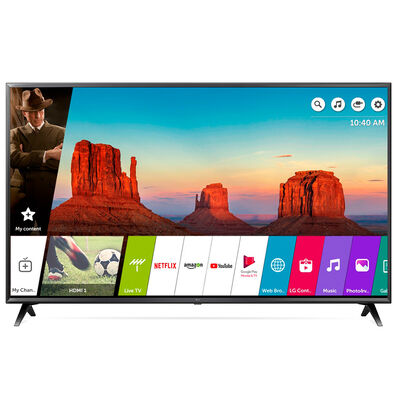 "LED 49"" LG 49UK6200PS Smart TV 4K Ultra HD"