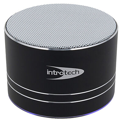 Mini Parlante Bluetooth Introtech Negro