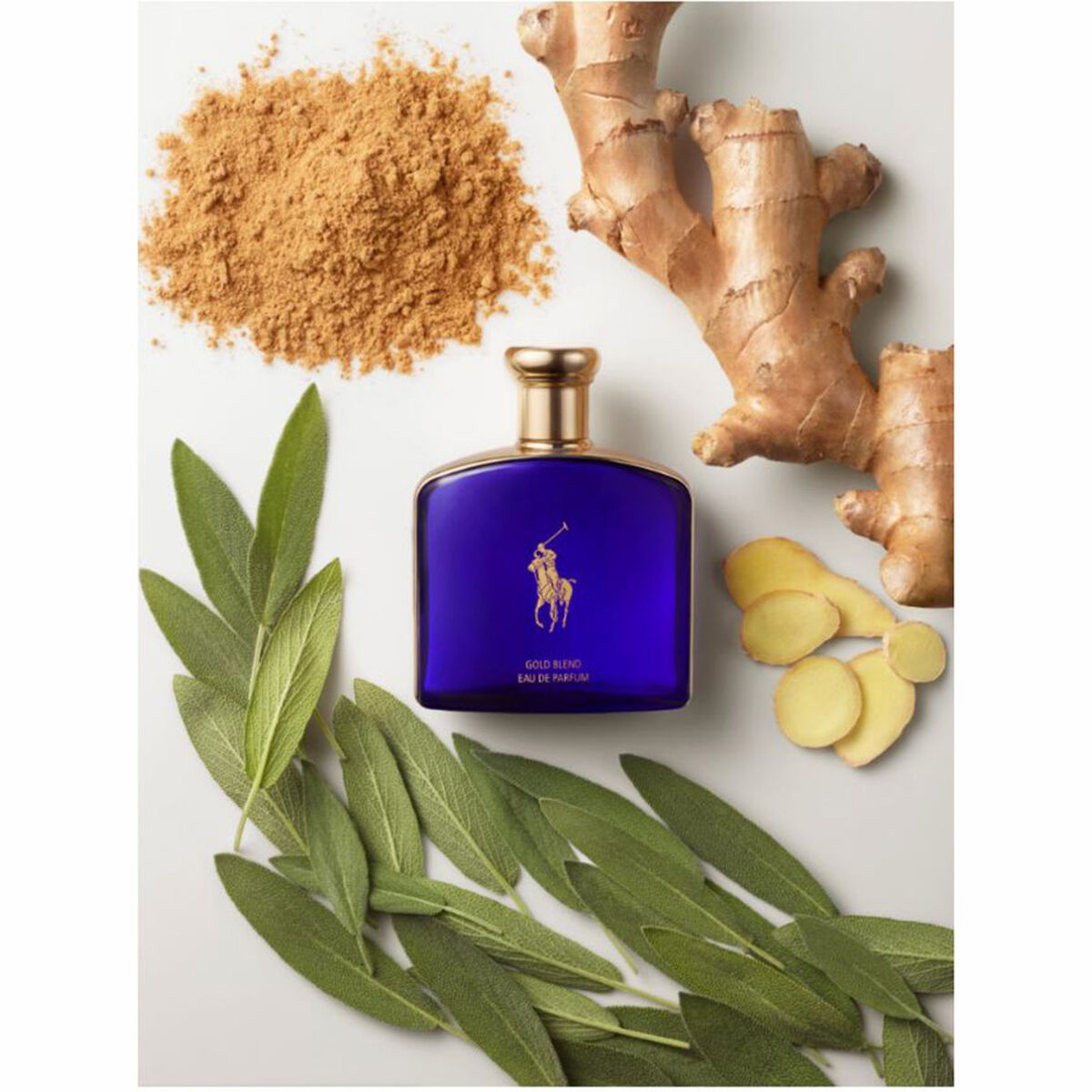 Perfume Polo Blue Gold Blend EDP 75 ml Edición Limitada