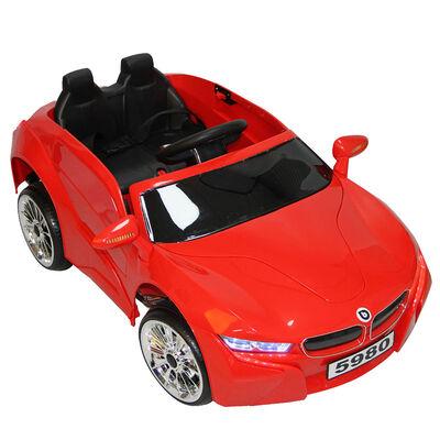Auto a Batería Control Remoto RS-5980 Rojo
