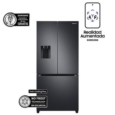 Refrigerador No Frost Samsung RF44A5202B1/ZS 425 lts.