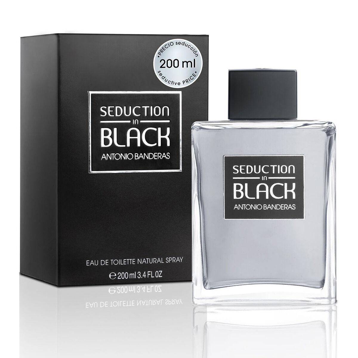 Perfume Antonio Banderas Black 200 ml