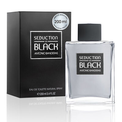 Perfume Antonio Banderas Black 200 ml