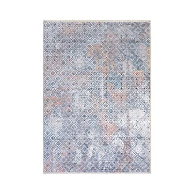 Alfombra Frise Mashini Manhattan 3D Lyon 160 x 230 cm