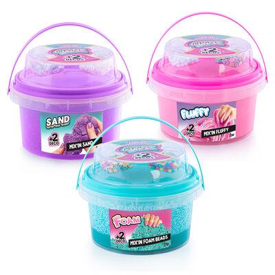Super Fábrica de Slime Fluffy Canal Toys