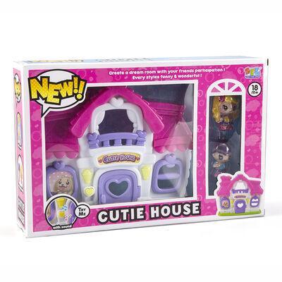 Set Niña Cutie House