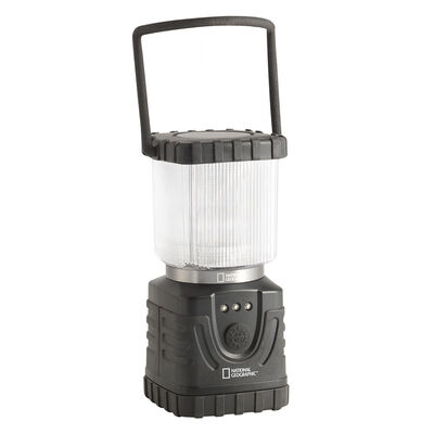 Mini Lámpara National Geographic Negra