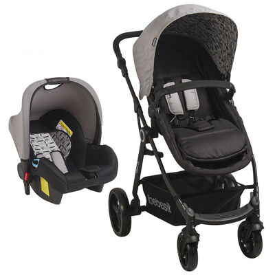 Coche Bebesit Travel System Orion 5073 Negro