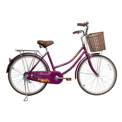 Bicicleta Lahsen B072401 Florentina Aro 24
