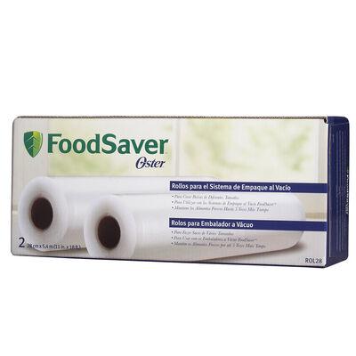 Rollos de envasado al vacío Oster FoodSaver