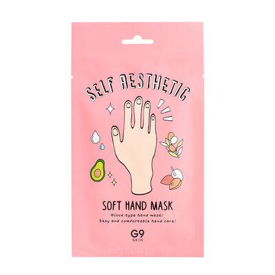Mascarillas Manos Self Aesthetic Soft Hand Mask (x1 Un) G9Skin