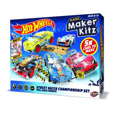 Set Street Racer Championship Hot Wheels