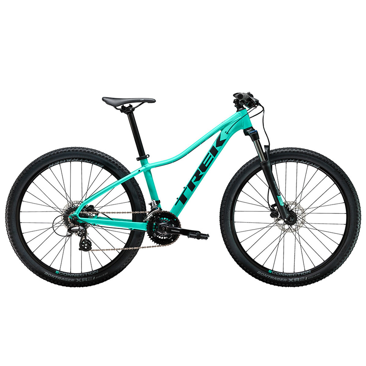 Bicicleta Trek Mujer Marlin 6 Aro 27,5 Suspensión Delantera