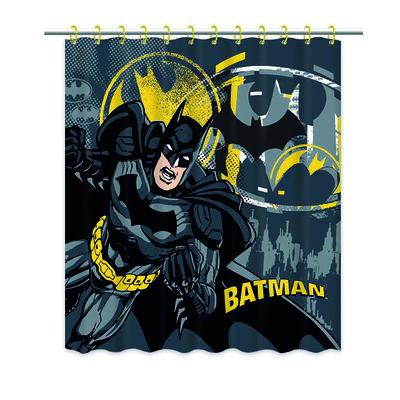 Cortina de Baño Batman Escena