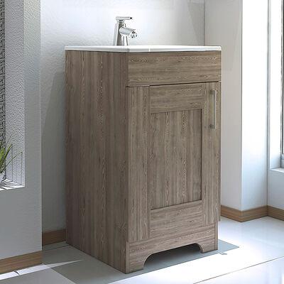 Mueble de Lavamanos TuHome Barcelona 2 + Lavamanos