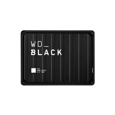 Disco Duro Externo Western Digital P10 Gaming 4TB Negro