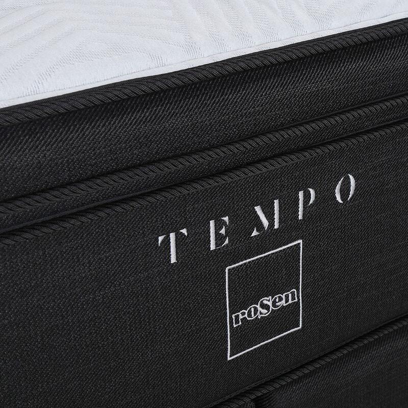 Cama Europea King Div Tempo + Set Maderas Domenico