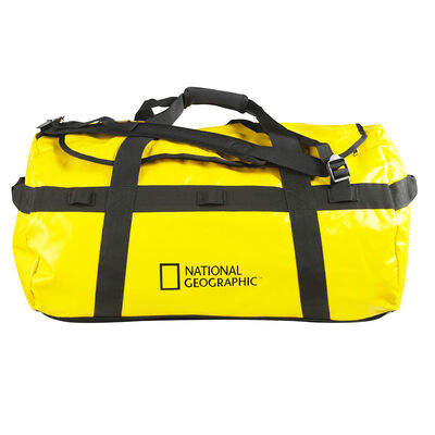 Bolso Duffle National Geographic 110L Amarillo