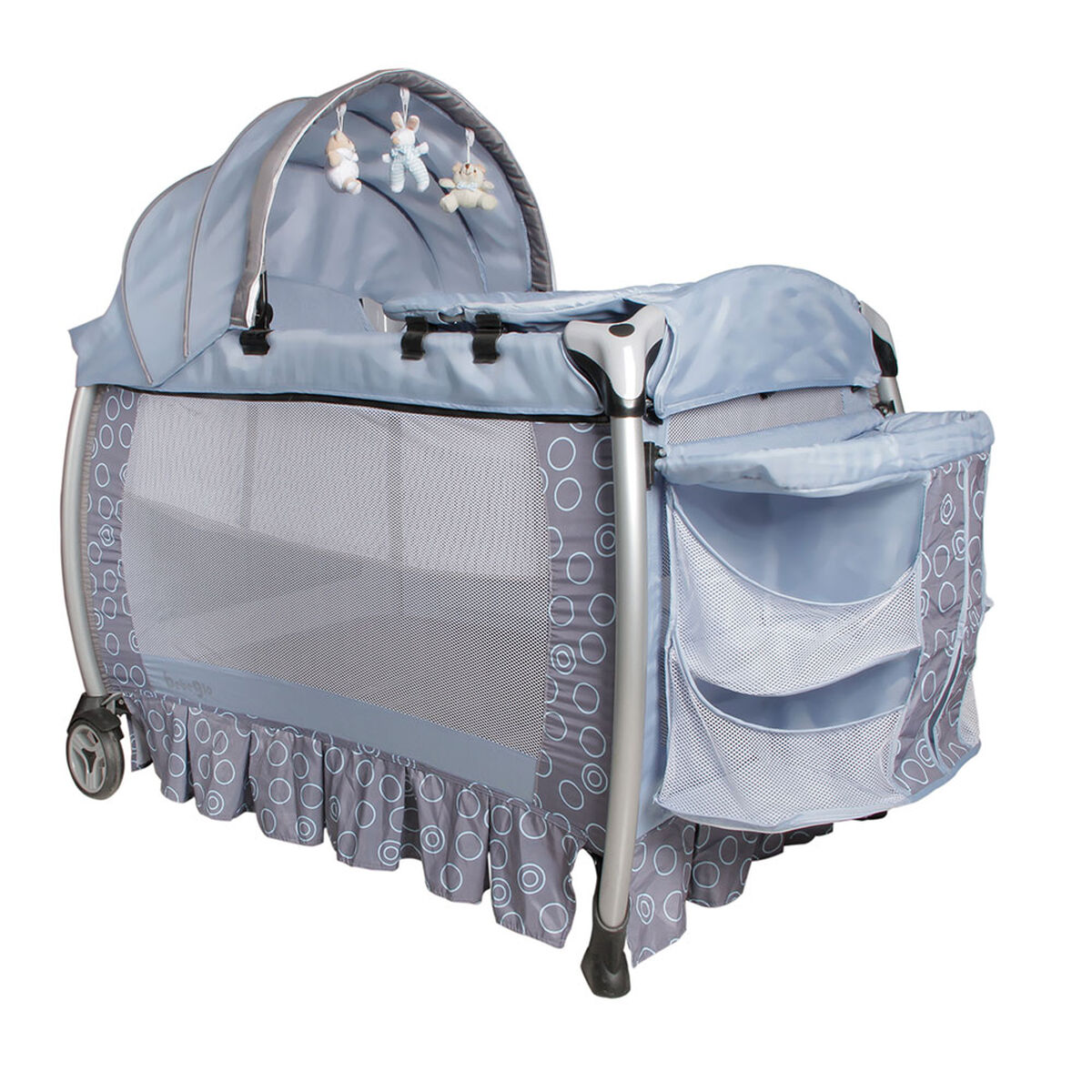 Cuna Corral Pack and Play Bebeglo RS 6060