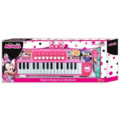 Organos con Microfono Minnie Disney
