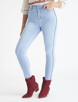 Jeans Push Up Mujer Alma