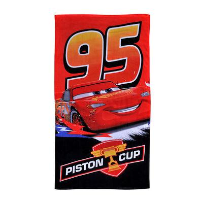 Toalla de Playa Disney Cars Cup 70 x 40 cm