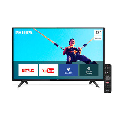 "LED 43"" Philips 43PFD5813 Smart TV Full HD"