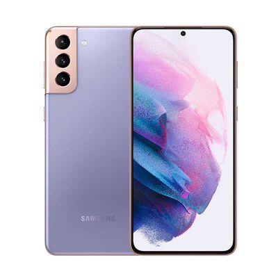 """Celular Samsung Galaxy S21+ 128GB 6,2"""" Phantom Violet Liberado"""