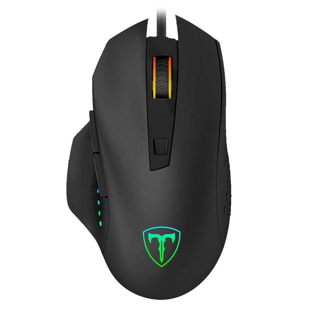 Mouse Gamer T-Dagger Warrant Officer USB RGB