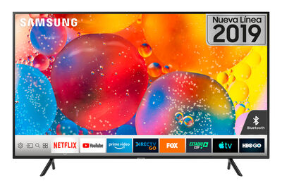 "LED 58"" Samsung UN58RU7100GXZS Smart TV 4K ultra HD"