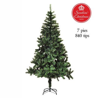 Árbol de Navidad Verde Santini 210 cm