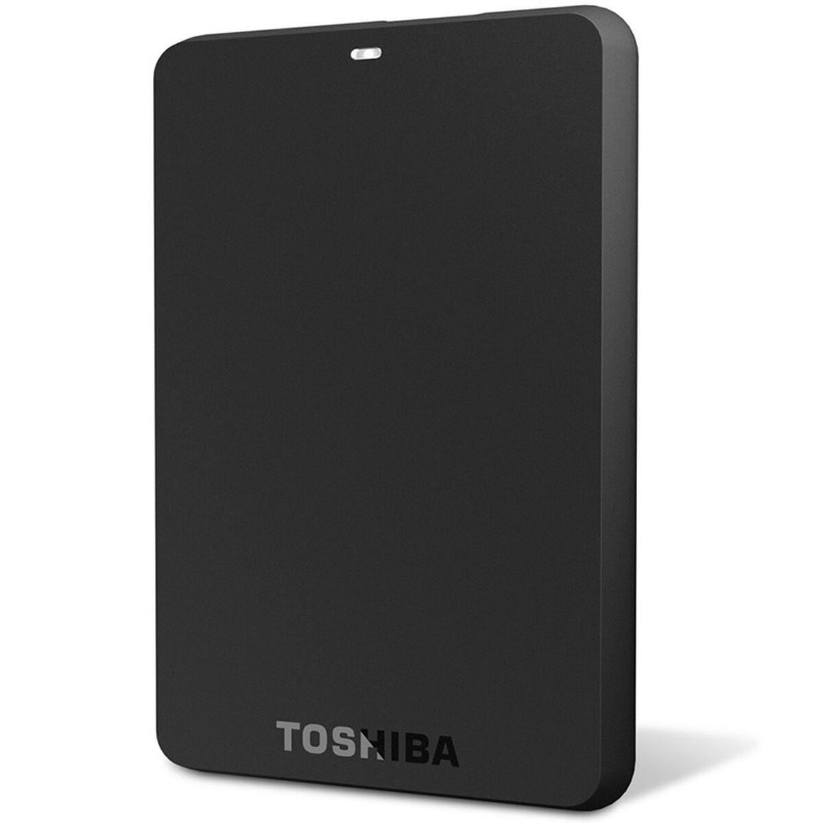 Disco Duro Externo Toshiba 1TB Canvio Basics